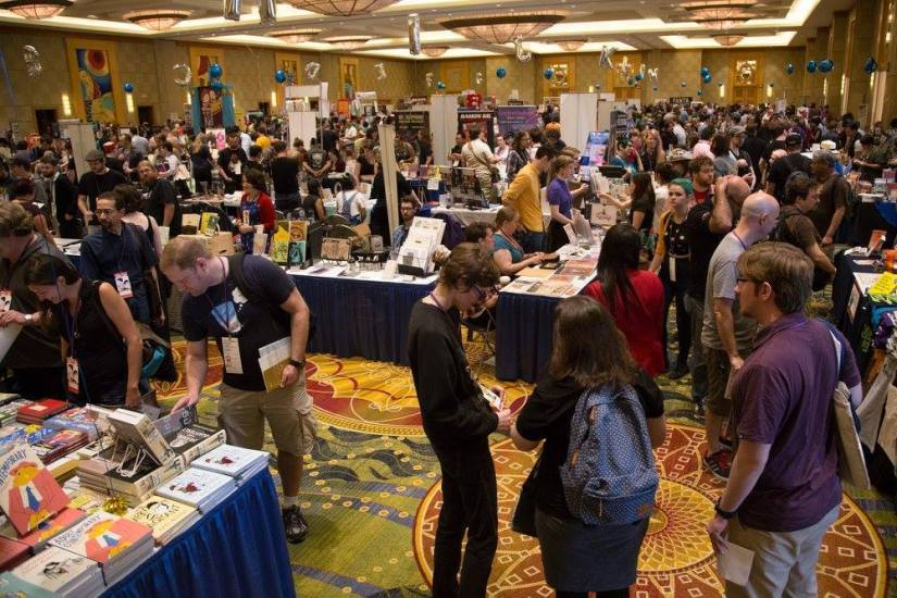 WHY YOU SHOULD SUPPORT YOU LOCAL COMIC CON PT.3